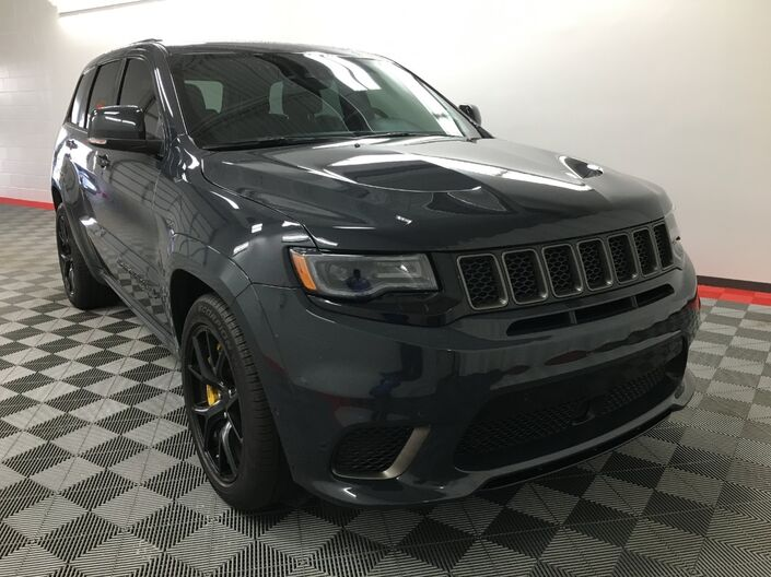 2018 Jeep Grand Cherokee Trackhawk 4x4 Appleton WI