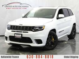 2018_Jeep_Grand Cherokee_Trackhawk 6.2L Supercharged Hemi V8 SRT / **100k MSRP_ Addison IL