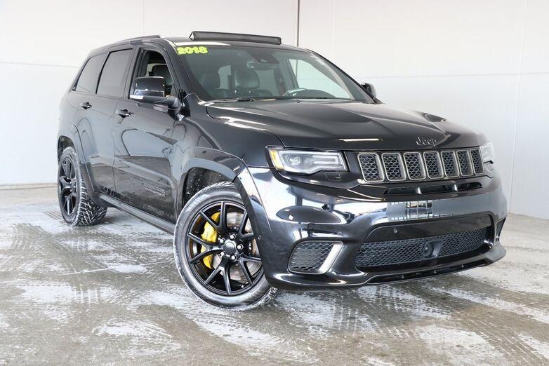 2018 Jeep Grand Cherokee Trackhawk Merriam KS