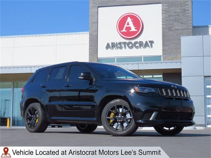 2018 Jeep Grand Cherokee Trackhawk Merriam KS