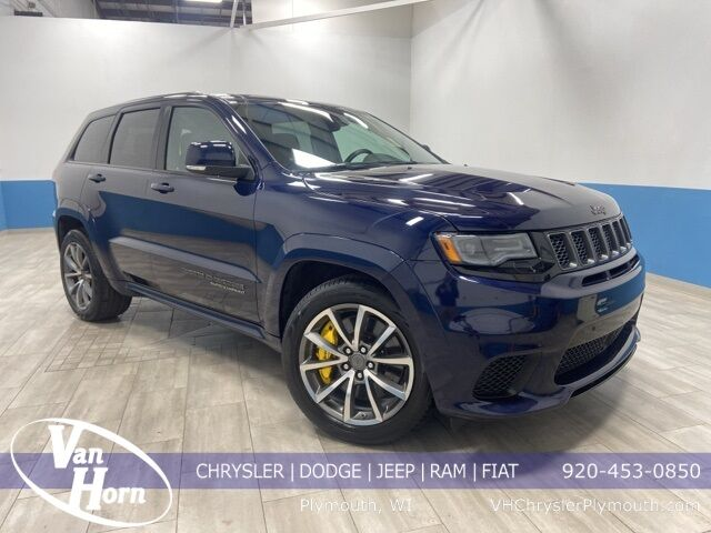 2018 Jeep Grand Cherokee Trackhawk Plymouth WI
