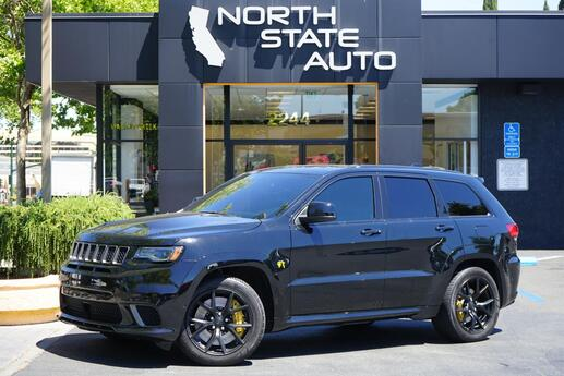 2018 Jeep Grand Cherokee Trackhawk Walnut Creek CA