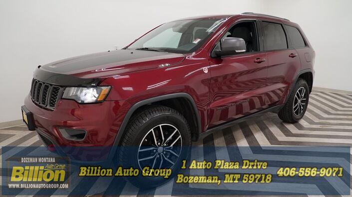 2018 Jeep Grand Cherokee Trailhawk Bozeman MT