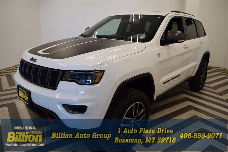 2018 Jeep Grand Cherokee Trailhawk Bozeman MT