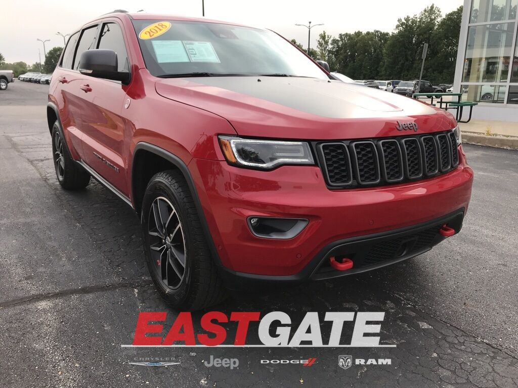 2018 Jeep Grand Cherokee Trailhawk Indianapolis IN