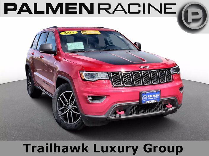 2018 Jeep Grand Cherokee Trailhawk Racine WI