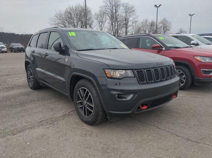 2018 Jeep Grand Cherokee Trailhawk Owego NY