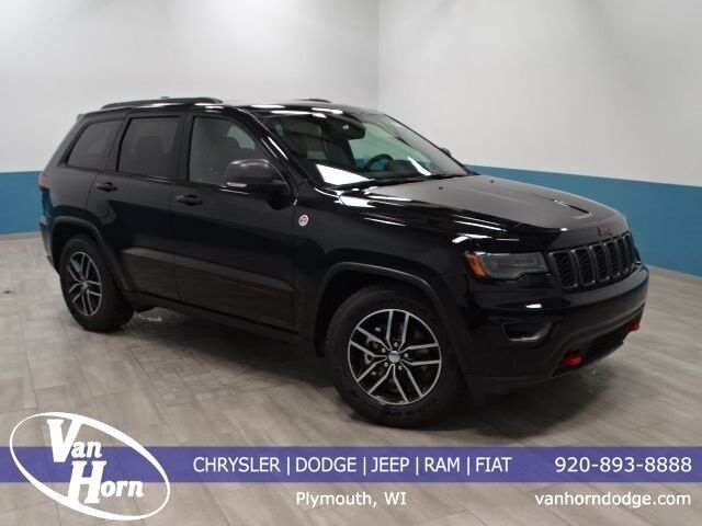 2018 Jeep Grand Cherokee Trailhawk Plymouth WI