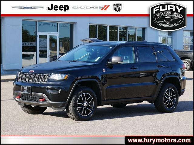 2018 Jeep Grand Cherokee Trailhawk Oak Park Heights MN