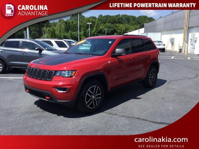 2018 Jeep Grand Cherokee Trailhawk Wilkesboro NC