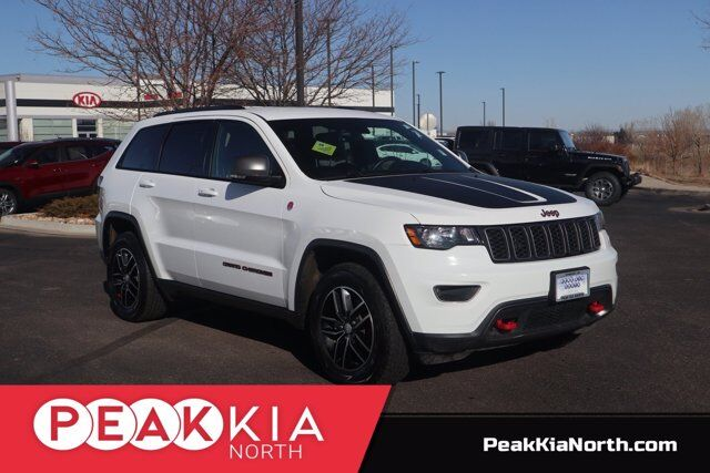 2018 Jeep Grand Cherokee Trailhawk Windsor CO
