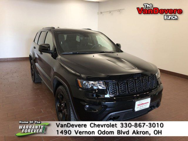 2018 Jeep Grand Cherokee Upland Akron OH
