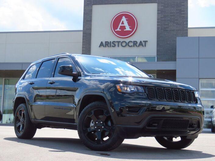2018 Jeep Grand Cherokee Upland Edition Merriam KS