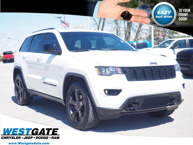 2018 Jeep Grand Cherokee Upland Plainfield IN