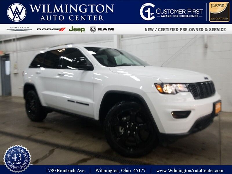 2018 Jeep Grand Cherokee Upland Wilmington OH