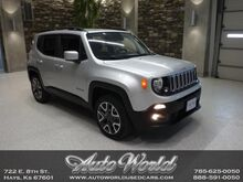 2018_Jeep_RENEGADE LATITUDE 4X4__ Hays KS