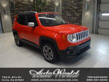 2018_Jeep_RENEGADE LIMITED 4X4__ Hays KS