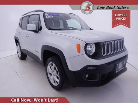 2018_Jeep_RENEGADE_Latitude_ Salt Lake City UT