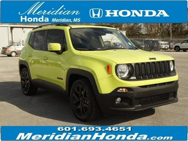 2018 Jeep Renegade Altitude FWD Meridian MS