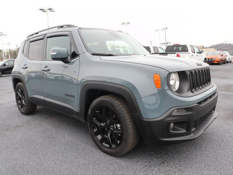 2018 Jeep Renegade Altitude Knoxville TN