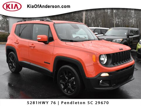 2018_Jeep_Renegade_Altitude_ Greenville SC