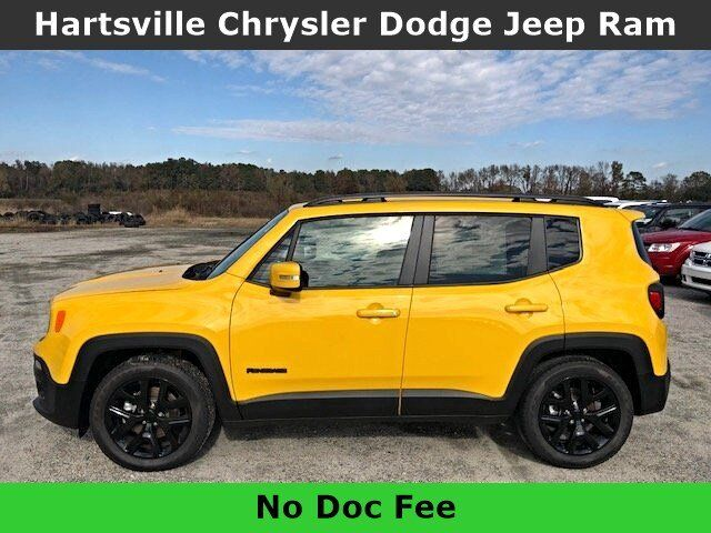 2018 Jeep Renegade Altitude Raleigh NC