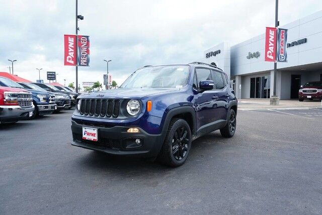 2018 Jeep Renegade Altitude Rio Grande City TX