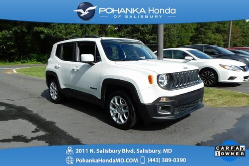 2018_Jeep_Renegade_Latitude ** GUARANTEED FINANCING ** ONE OWNER **_ Salisbury MD