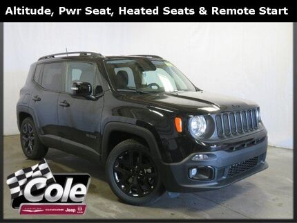2018_Jeep_Renegade_Latitude_ Southwest MI