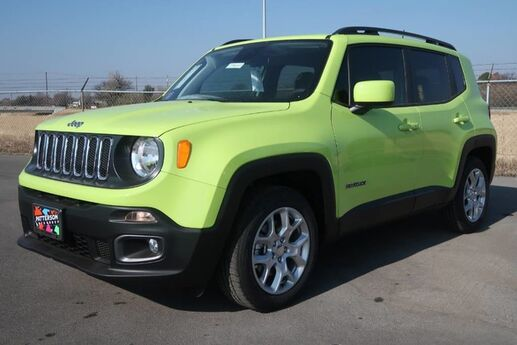 2018 Jeep Renegade Latitude Wichita Falls TX