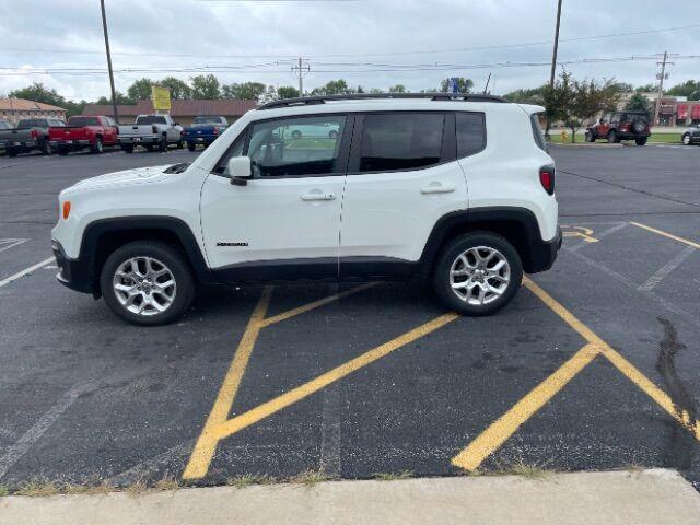 2018 Jeep Renegade Latitude 4WD Jacksonville IL