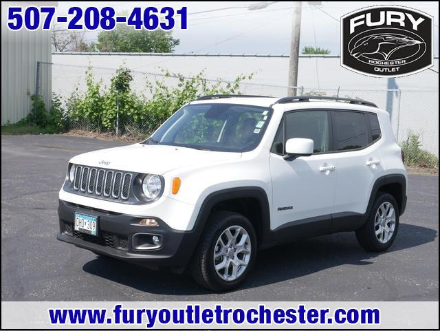 2018 Jeep Renegade Latitude 4x4 Lake Elmo MN