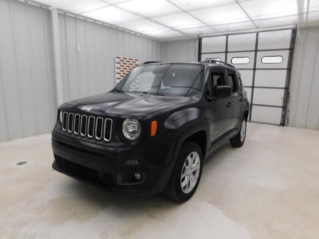 2018 Jeep Renegade Latitude 4x4 Topeka KS