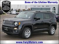 Jeep Renegade Latitude 4x4 2018