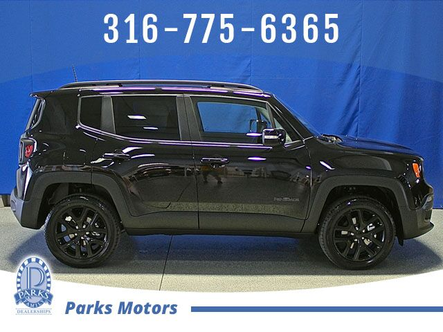 2018 Jeep Renegade Latitude Wichita KS