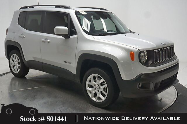 2018 Jeep Renegade Latitude BACK-UP CAMERA,KEY-GO,17IN WLS Plano TX