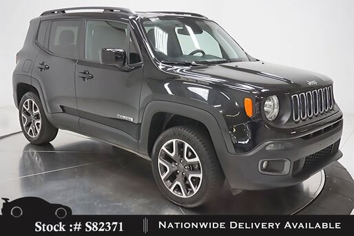 2018_Jeep_Renegade_Latitude BACK-UP CAMERA,KEY-GO,18IN WHLS_ Plano TX