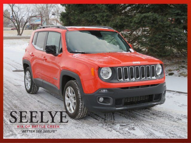 2018 Jeep Renegade Latitude Battle Creek MI