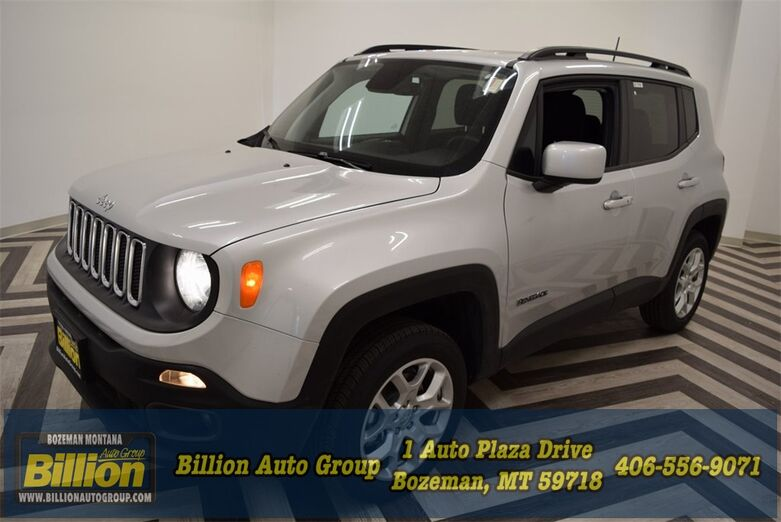 2018 Jeep Renegade Latitude Bozeman MT
