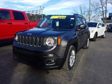 2018_Jeep_Renegade_Latitude_ Clinton AR