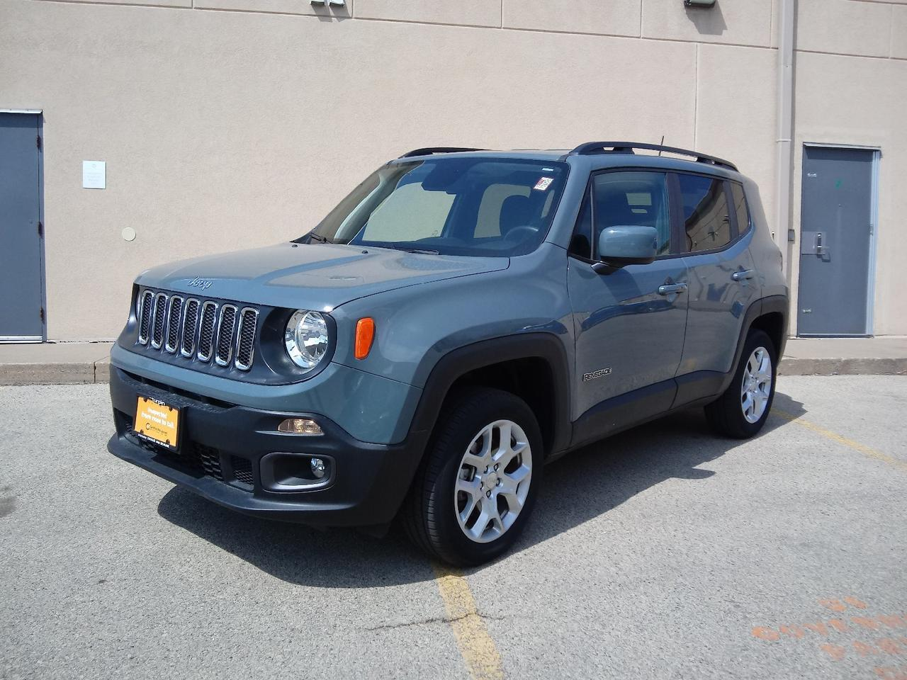 2018 Jeep Renegade Latitude Dubuque IA