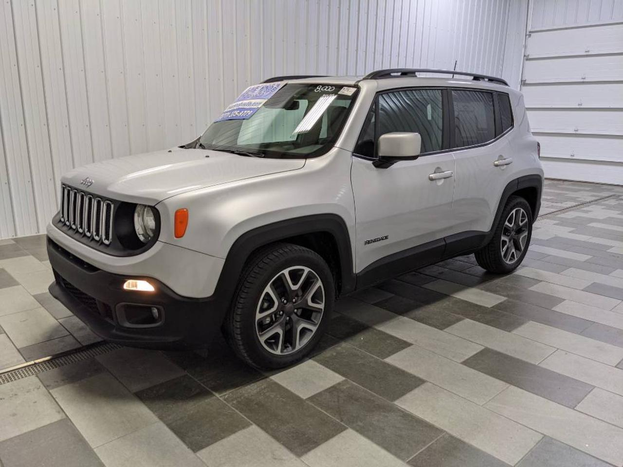 2018 Jeep Renegade Latitude Duncansville PA