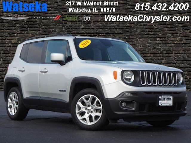 2018 Jeep Renegade Latitude Dwight IL