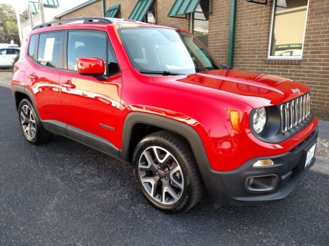 2018 Jeep Renegade Latitude FWD Knoxville TN