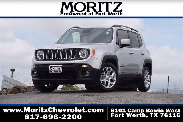 2018 Jeep Renegade Latitude Fort Worth TX