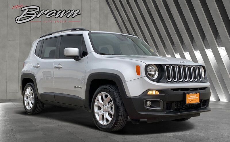 2018 Jeep Renegade Latitude Granbury TX