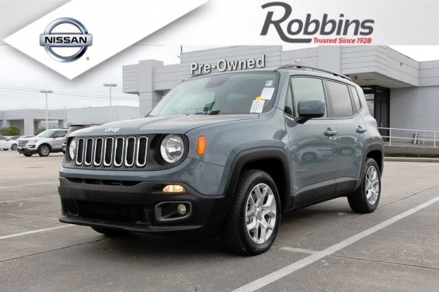 2018 Jeep Renegade Latitude Houston TX