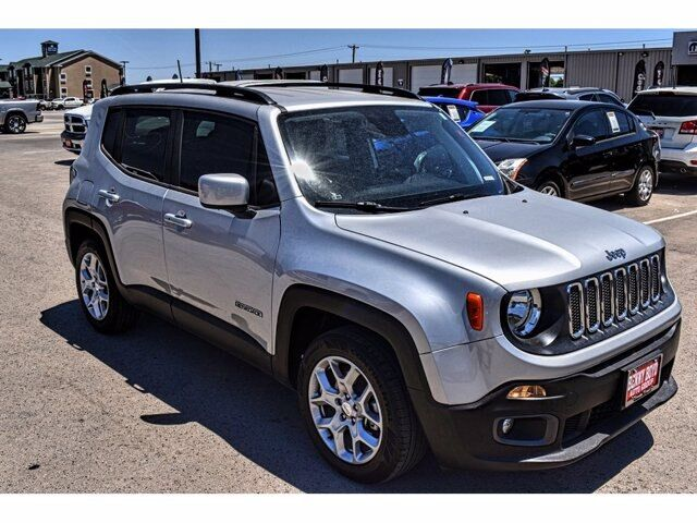 2018 Jeep Renegade Latitude Andrews TX