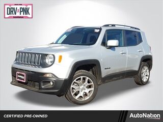 2018_Jeep_Renegade_Latitude_ Littleton CO