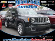 2018 Jeep Renegade Latitude Miami Lakes FL